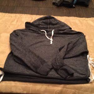 Xhiliration hoodie